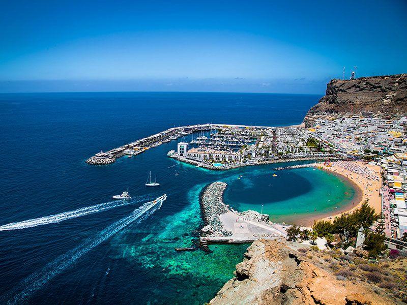 Marina in Gran Canaria