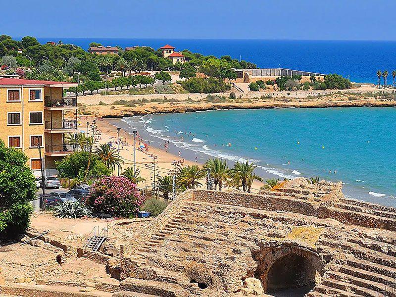 Tarragona coast