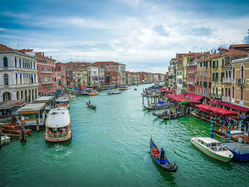 Venice boating tours